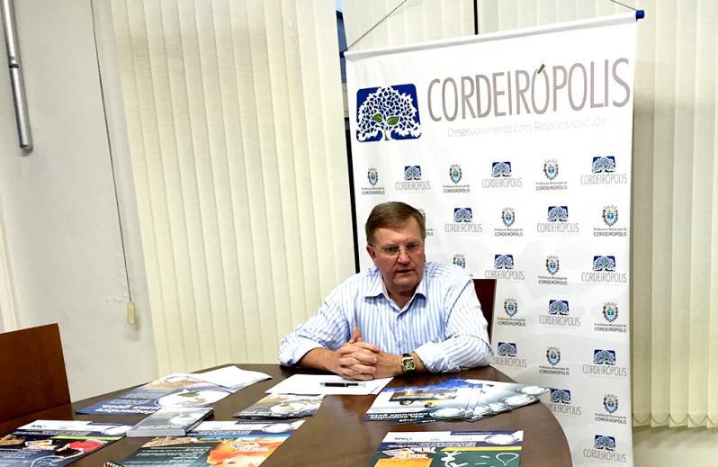Prefeitura de Cordeirópolis lança campanha de conscientização sobre água