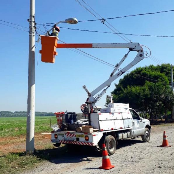 Água, luz e asfalto: Santa Rita recebe melhorias