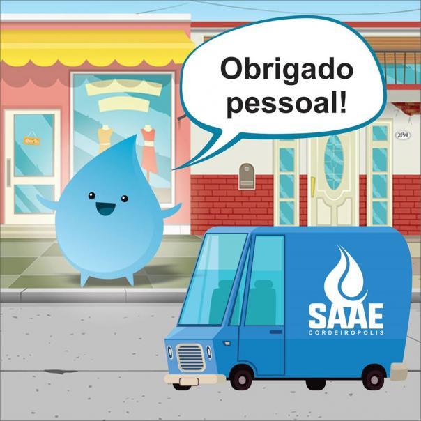 Com 46,2% dos votos, Saaezinho é o nome escolhido para o nosso mascote!
