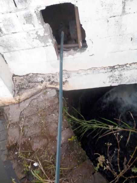 Estação de captação do SAAE é novamente alvo de vandalismo